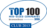 Top 100 club 2013 . Protect Electrical and Electronic Equipment